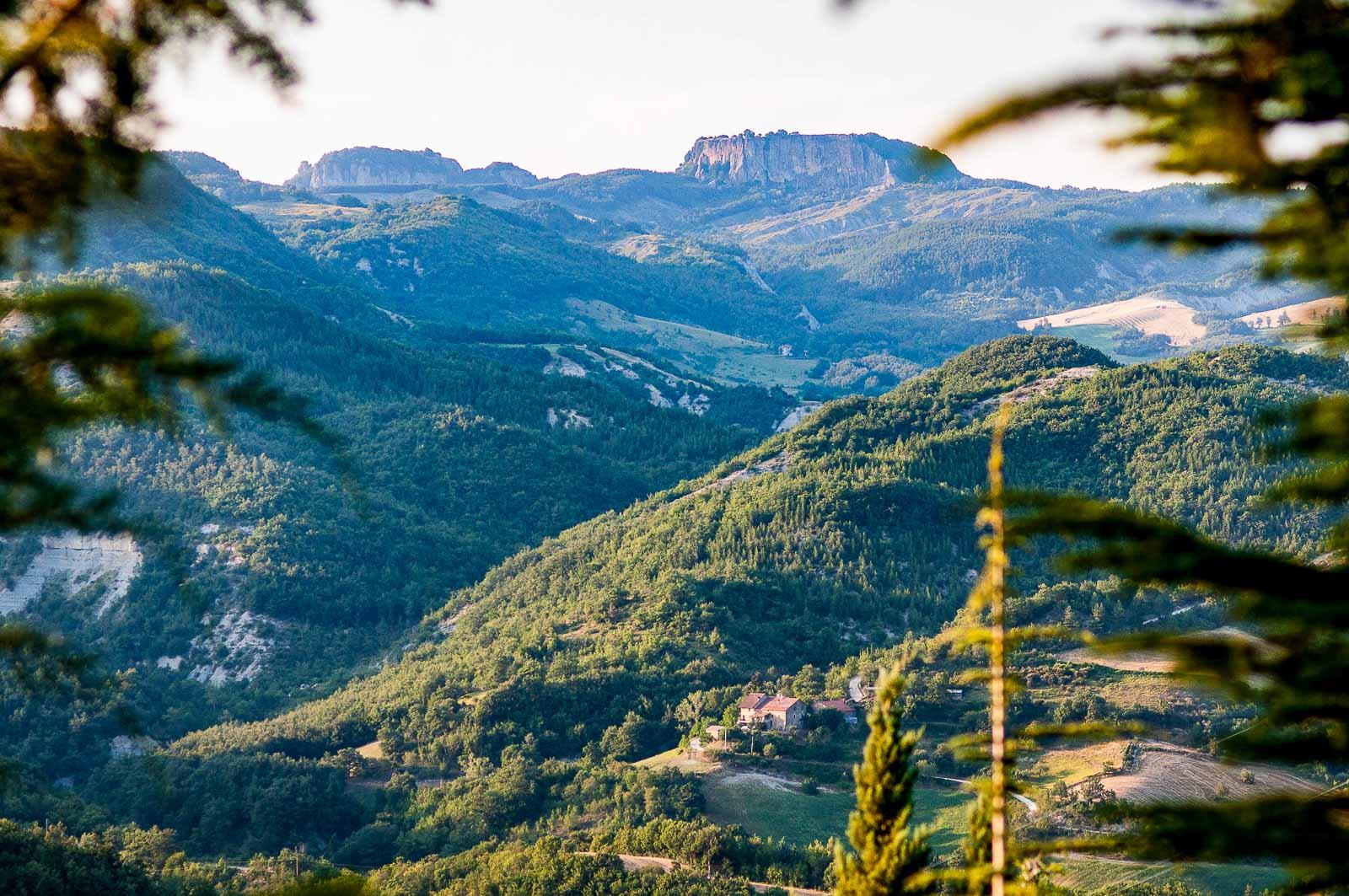 explore eastern Tuscany